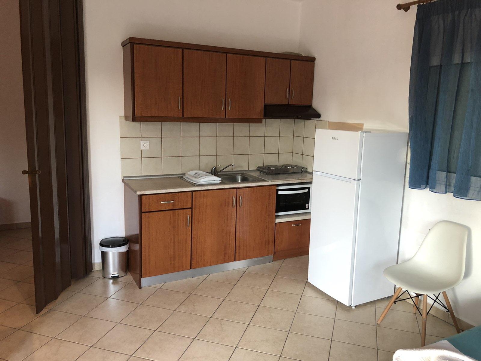 Apartman A2+2, kuhinja