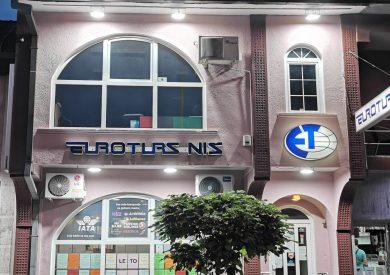 Turistička agencija putovanja Euroturs Niš