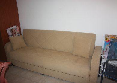 Grcka apartmani letovanje, Vrahos, Kyma, sofa krevet