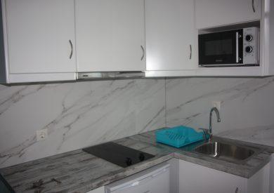 Grcka apartmani letovanje, Vrahos, Argo, izgled kuhinje