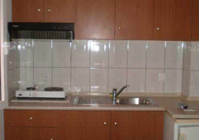Grcka apartmani letovanje, Potos, Tasos, Toula, izgled kuhinje