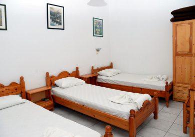Grcka apartmani letovanje, Parga,Janis,  kreveti