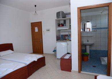 Grcka apartmani letovanje, Vrahos, Kyma, dvokrevetna soba