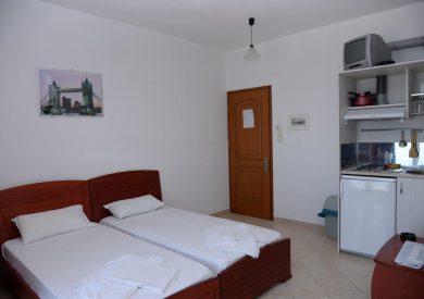 Grcka apartmani letovanje, Vrahos, Kyma, soba u vili