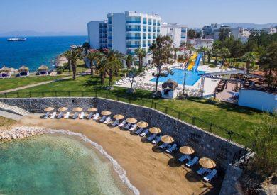 Letovanje Turska autobusom, Kusadasi, Hotel Le Bleu,plaža