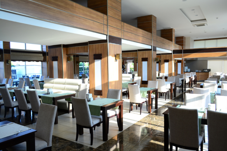 Letovanje Turska autobusom, Kusadasi, Hotel My Aegean Star,restoran