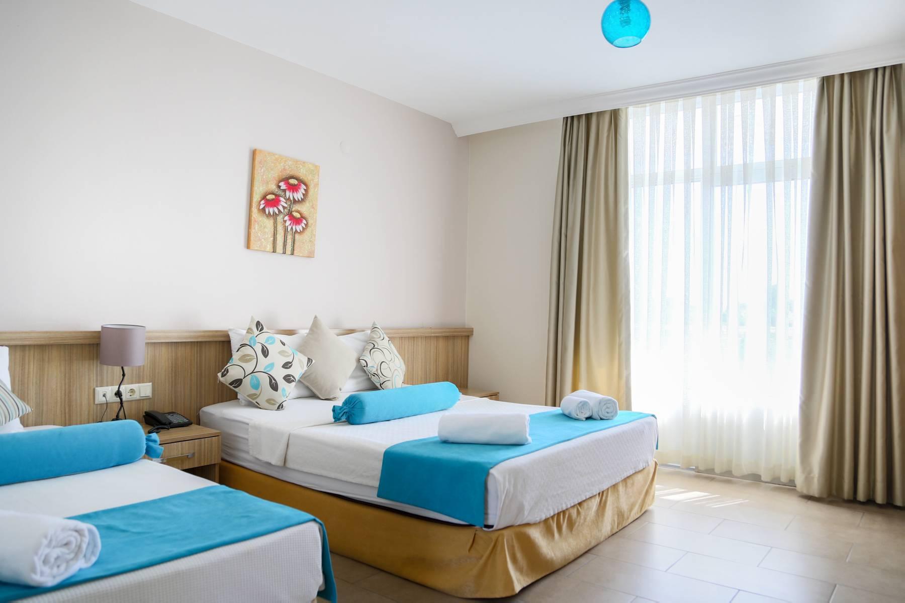 Letovanje Turska autobusom, Kusadasi, Hotel Ponz,soba