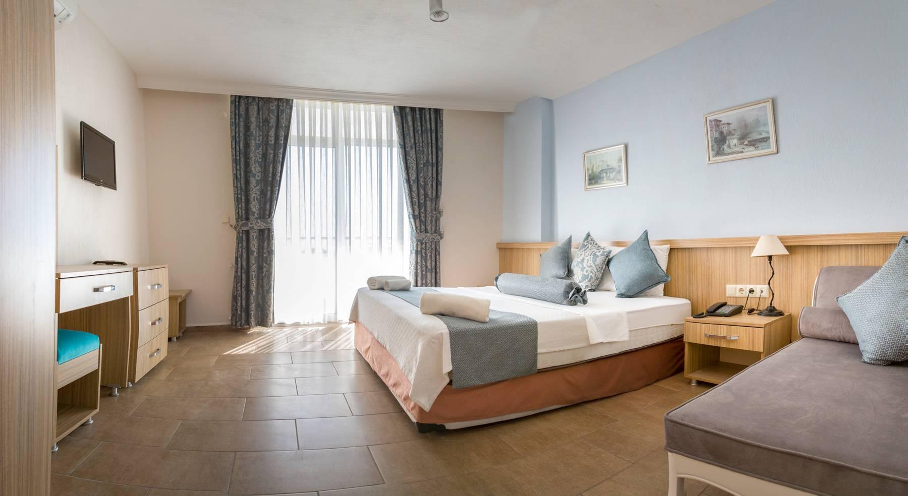 Letovanje Turska autobusom, Kusadasi, Hotel Ponz,hotelska soba