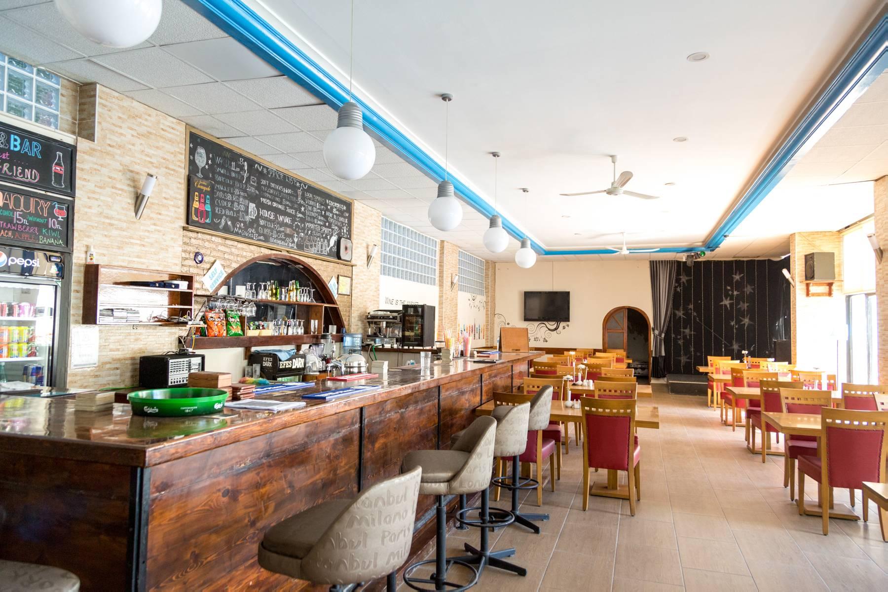 Letovanje Turska autobusom, Kusadasi, Hotel Ponz,restoran,bar