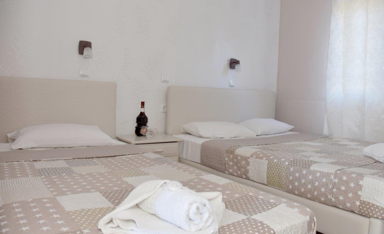 Grcka apartmani letovanje, Pefkari, Tasos, Pefkari Bay, izgled studija S3
