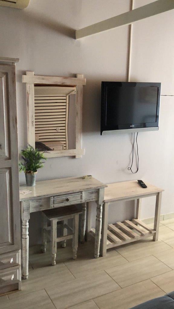 Grcka apartmani letovanje, Pefkari, Tasos, Pefkari Bay, dnevni boravak S4SV