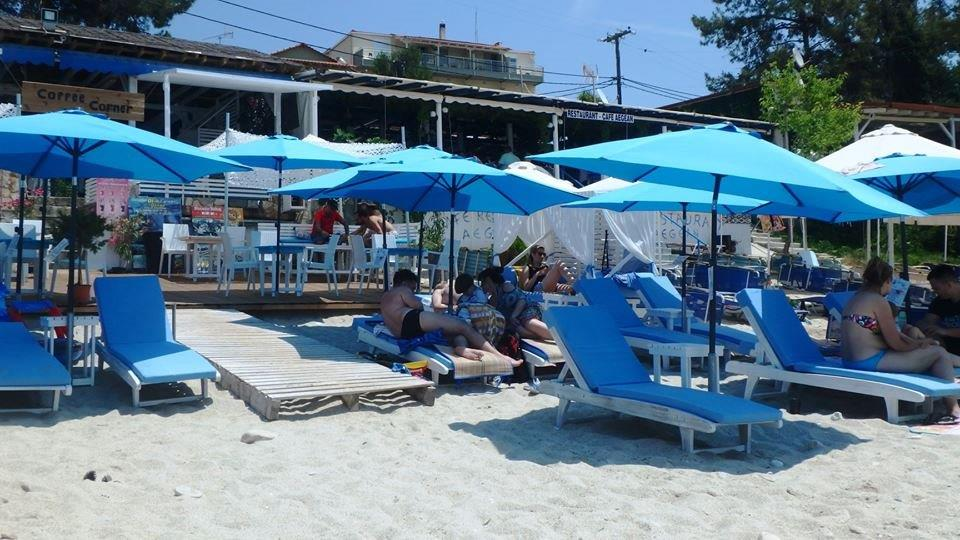 Grcka apartmani letovanje, Pefkari, Tasos, Pefkari Bay, plaža
