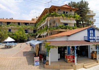 Grcka apartmani letovanje, Pefkari, Tasos, Pefkari Bay, Eksterijer