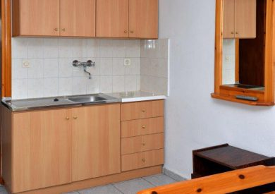 Grcka apartmani letovanje, Olimpik bic, Savas, izgled kuhinje