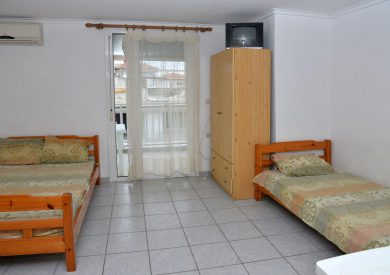 Grcka apartmani letovanje, Olimpik bic, Savas, izgled apartmana