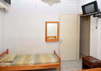 Grcka apartmani letovanje, Olimpik bic, Savas, spavaća soba