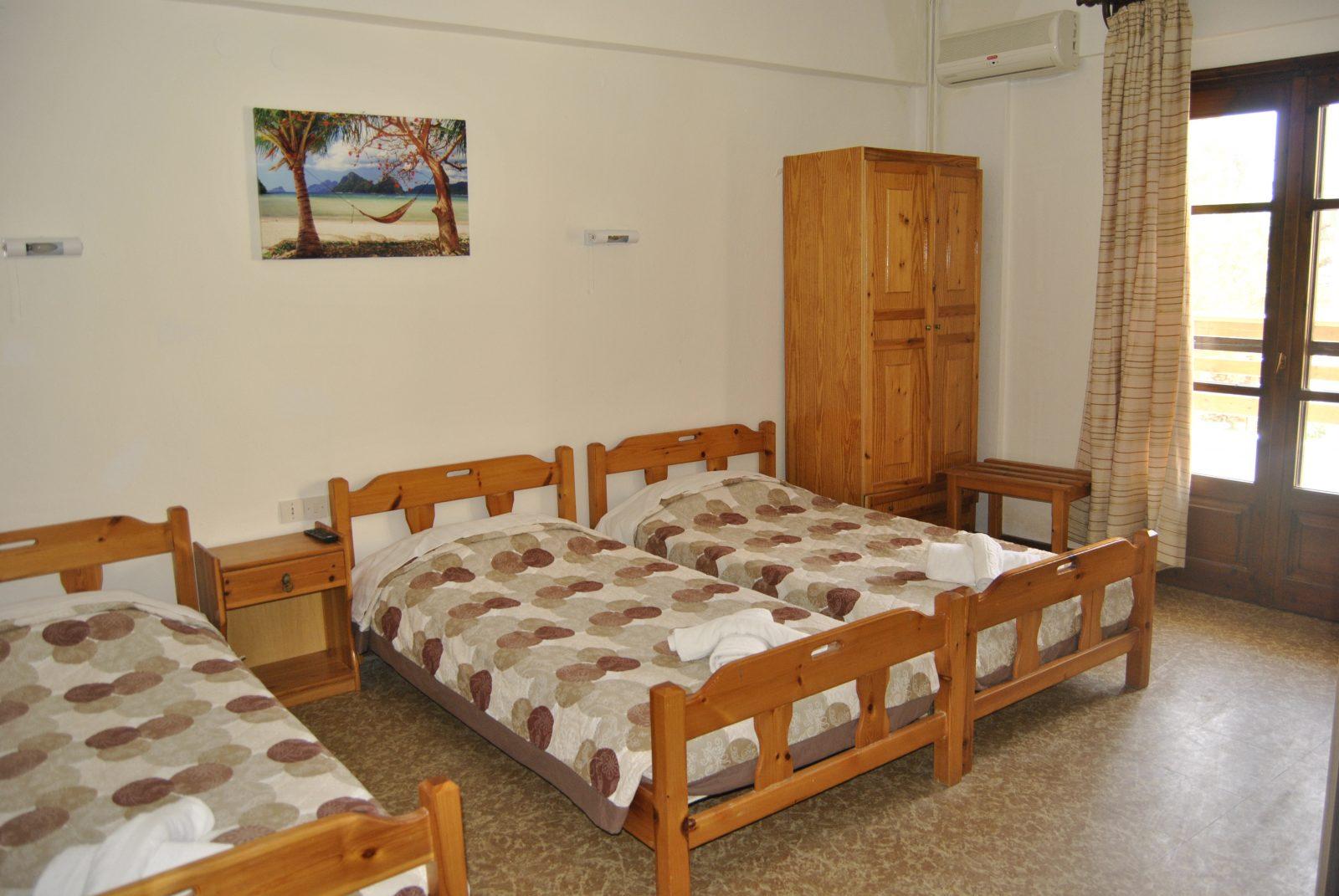 Grcka apartmani letovanje, Nea Flogita Halkidiki, Pirgioti, studio