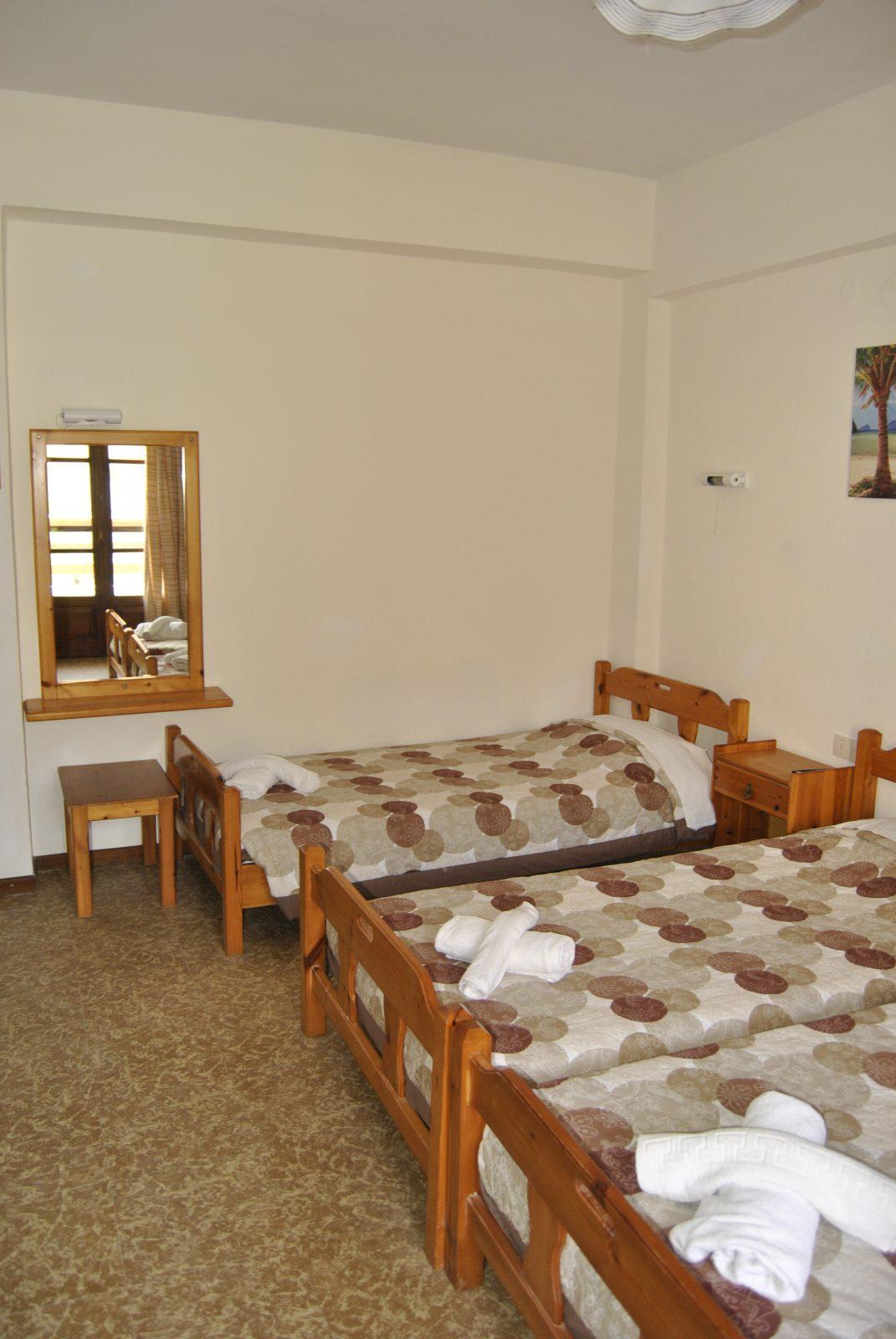 Grcka apartmani letovanje, Nea Flogita Halkidiki, Pirgioti, studio S3