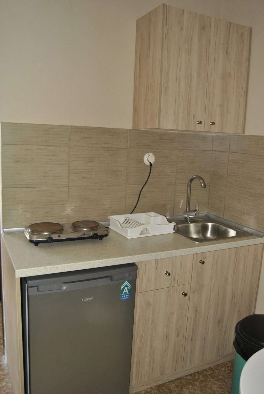 Grcka apartmani letovanje, Nea Flogita Halkidiki, Pirgioti, elementi u kuhinji