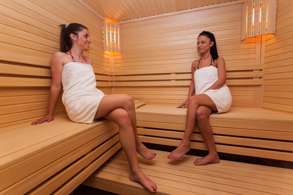 Zlatibor, zimovanje, smeštaj, Odmaralište Dunav Turist, sauna
