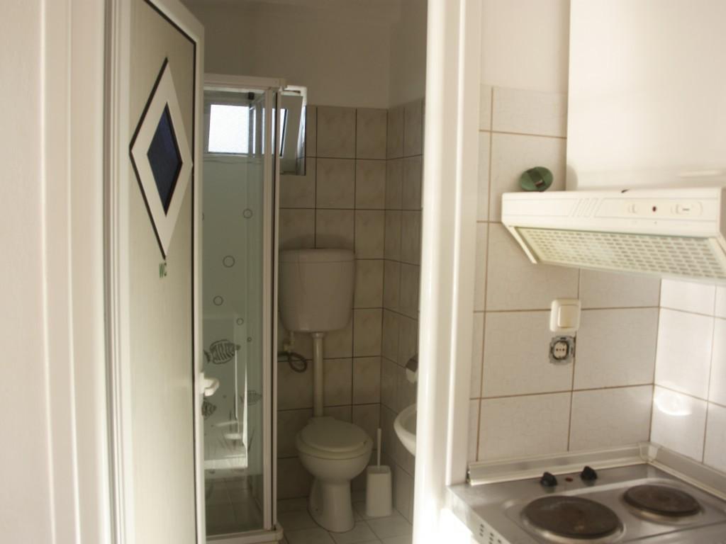 Grcka apartmani letovanje,Vrahos, Jannis, ulaz u apartman