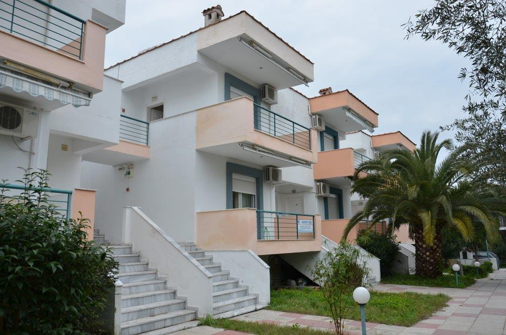 Grcka apartmani letovanje, Pefkohori, Halkidiki, Adonis, eksterijer