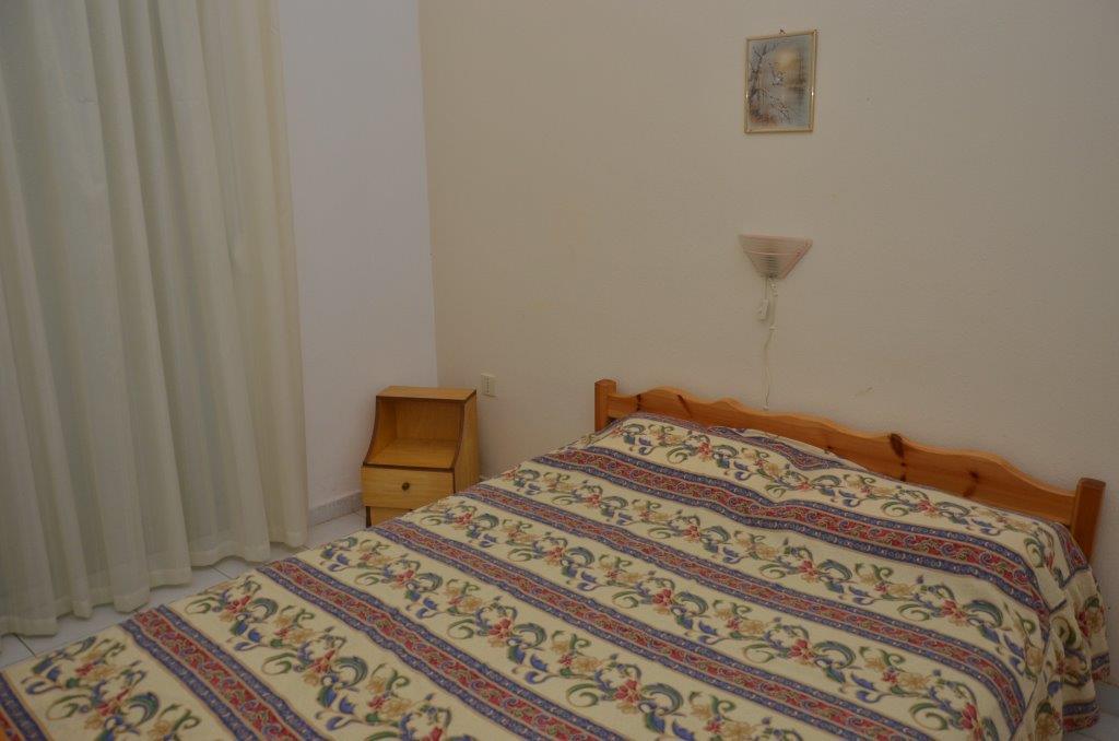 Grcka apartmani letovanje, Pefkohori, Halkidiki, Adonis, izgled sobe