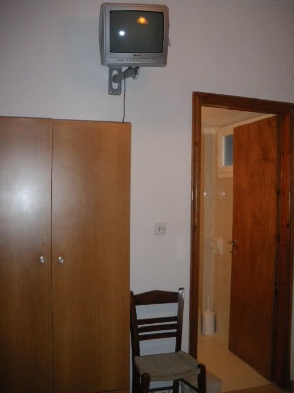 Grcka apartmani letovanje, Nea Vrasna, Aglaia, izgled sobe
