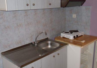 Grcka apartmani letovanje, Leptokarija, dimitris,izgled kuhinje