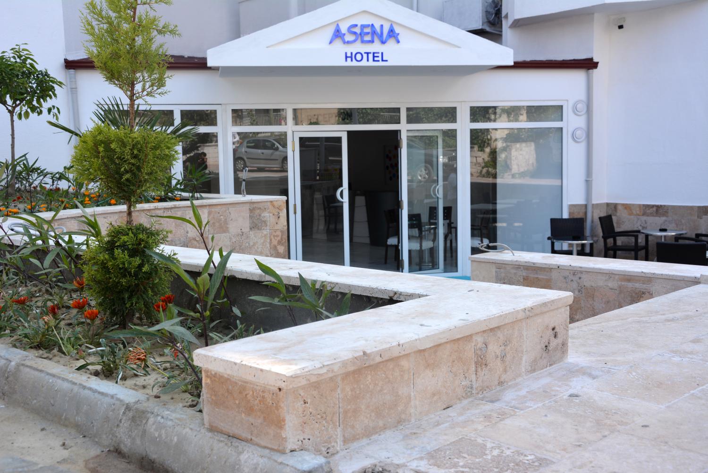 Letovanje Turska autobusom, Kusadasi, Hotel Asena,ulaz