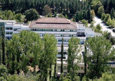 Gamzigradska Banja - Specijalna bolnica