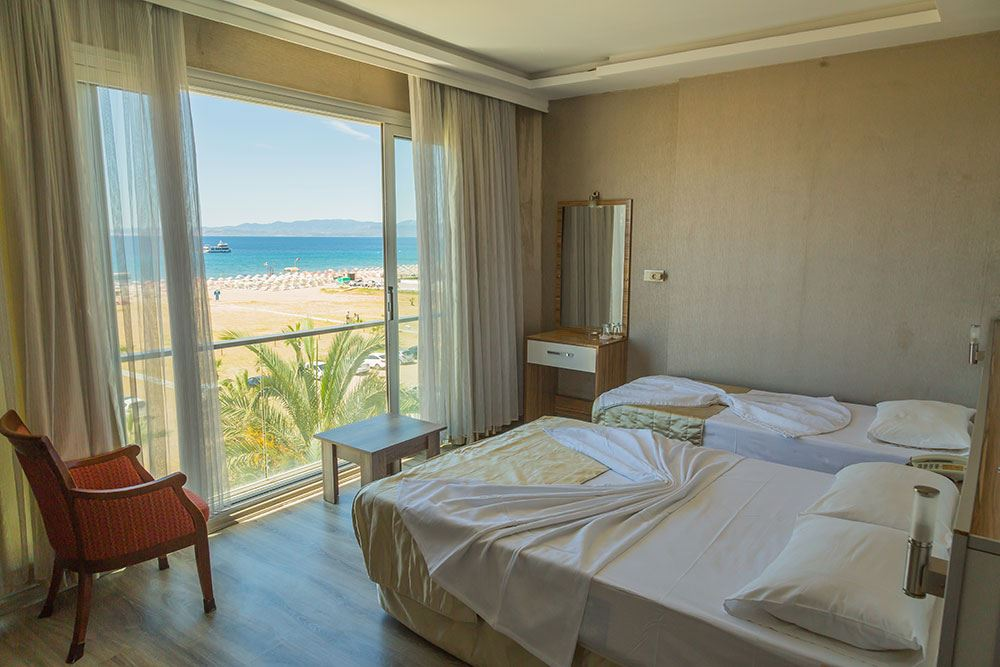 Letovanje Turska autobusom, Sarimsakli, Hotel Acem,trokrevetna soba