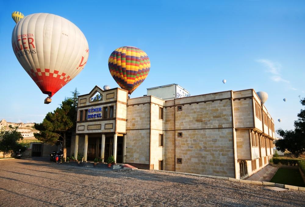 Putovanje Velika Turska tura, evropski gradovi, Kapadokija – Ankara - Pamukkale, Ciner Kapadokija, izgled hotela