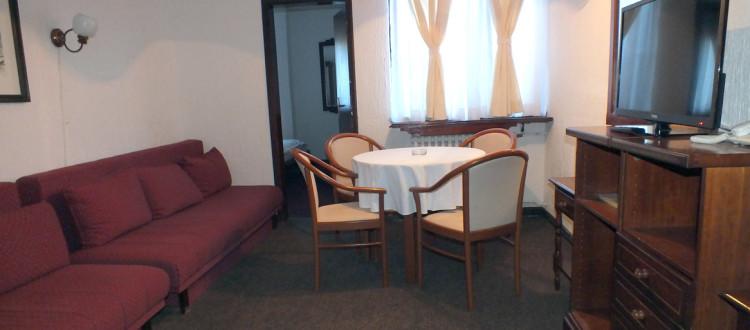 Kopaonik, zimovanje, smeštaj, Apart Hotel Kopaonik, dnevna soba