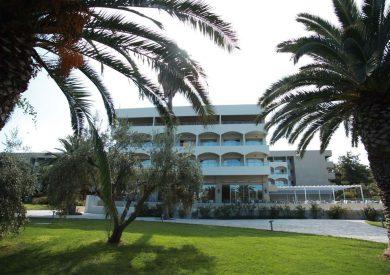 Grcka hoteli letovanje, Kriopigi,Halkidiki,Kassandra  Palace,eksterijer