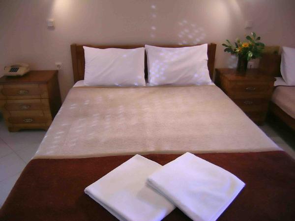 Grcka hoteli letovanje, Tasos, Skala Rahoni, Hotel Filippos, hotelska soba