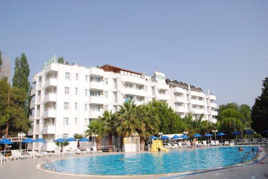 Letovanje Turska autobusom, Kusadasi, Hotel Flora family suites,eksterijer