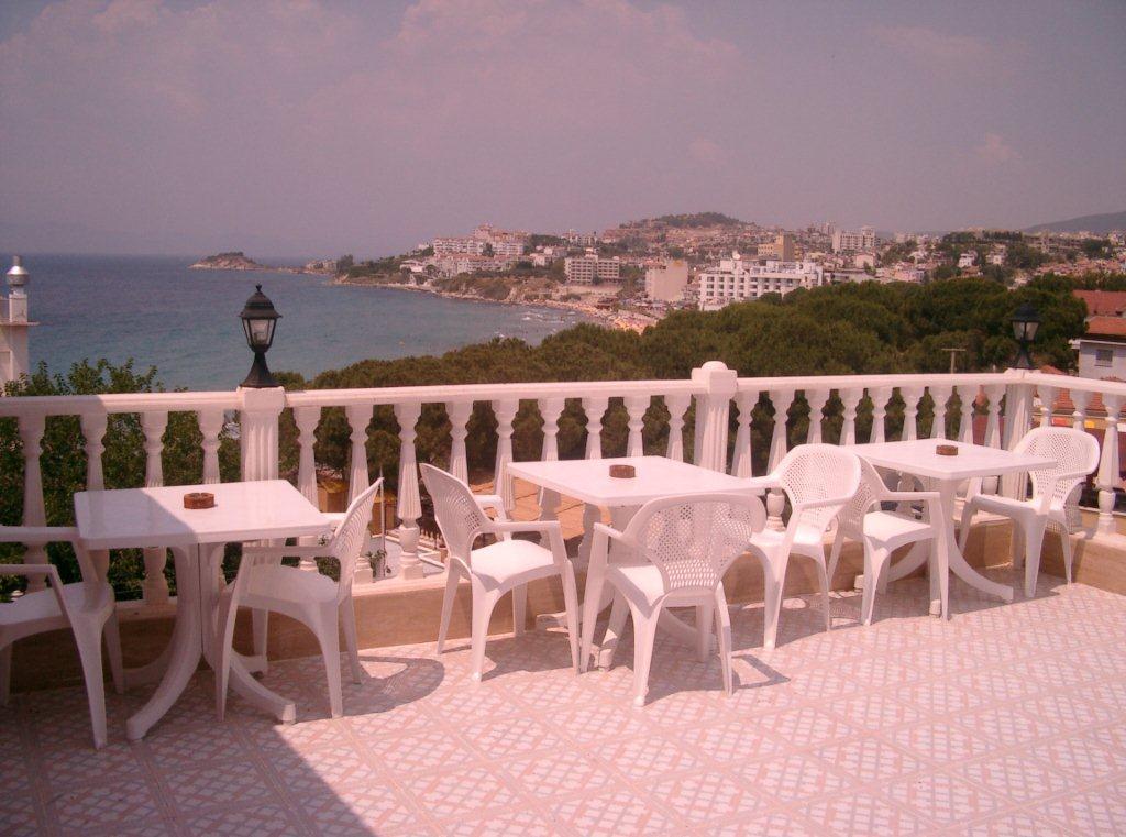 Letovanje Turska autobusom, Kusadasi, Hotel Grand Nett,terasa