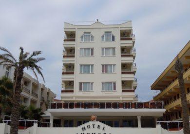 Letovanje Turska autobusom, Sarimsakli, Hotel Amphora,eksterijer