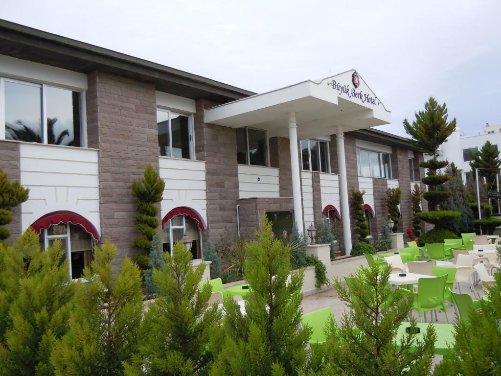 Letovanje Turska autobusom, Sarimsakli, Hotel Buyuk Berk,