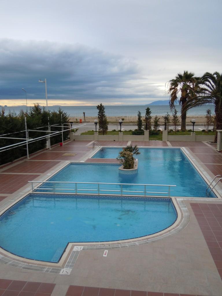 Letovanje Turska autobusom, Sarimsakli, Hotel Buyuk Berk,pogled iz hotela ka moru