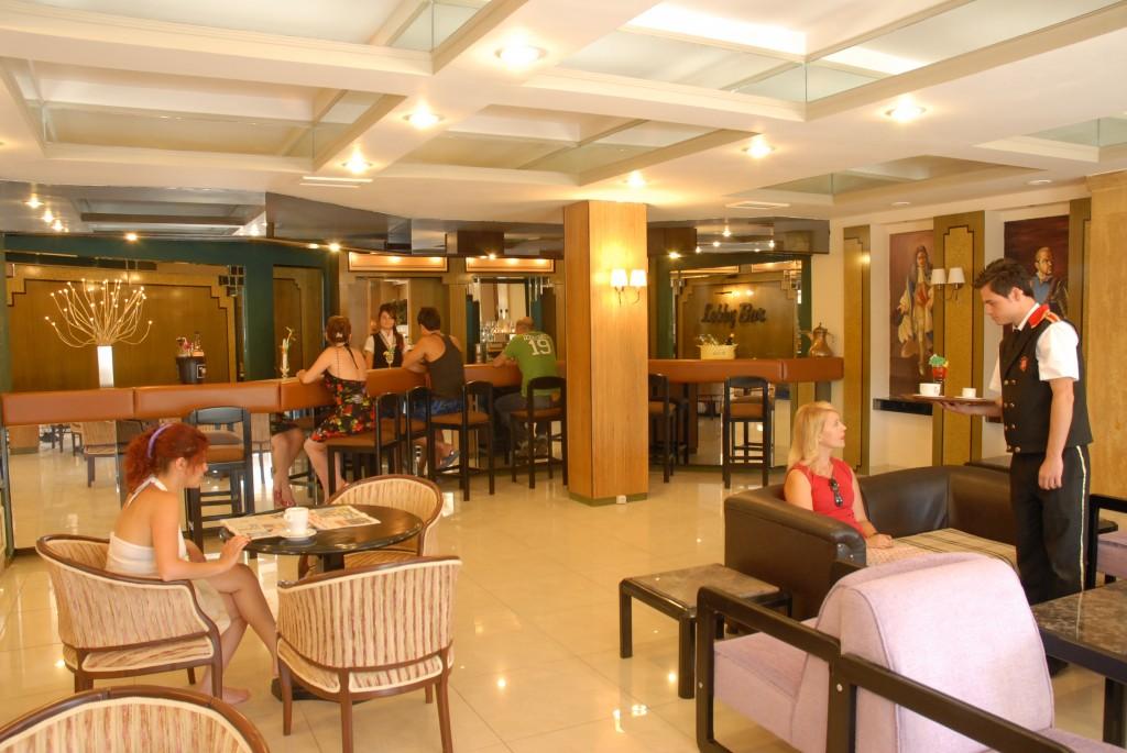 Letovanje Turska autobusom, Sarimsakli, Hotel Buyuk Berk,lobi bar