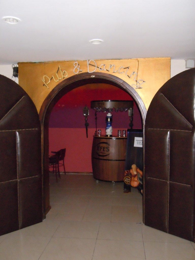 Letovanje Turska autobusom, Sarimsakli, Hotel Buyuk Berk,pub