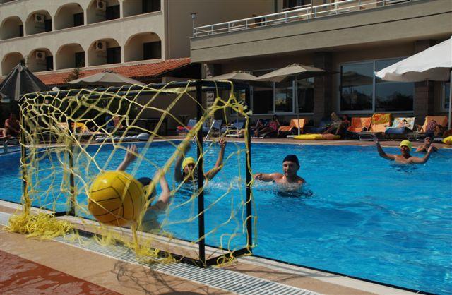 Letovanje Turska autobusom, Sarimsakli, Hotel Buyuk Berk,sportovi na vodi