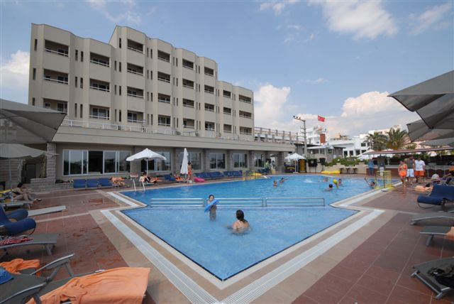 Letovanje Turska autobusom, Sarimsakli, Hotel Buyuk Berk,eksterijer