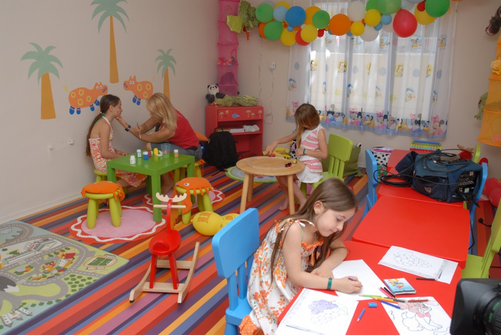 Letovanje Turska autobusom, Sarimsakli, Hotel Buyuk Berk,dečija igraonica