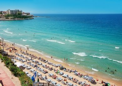 Letovanje Turska autobusom, Kusadasi, Hotel Asena,ogled na Ladies beach