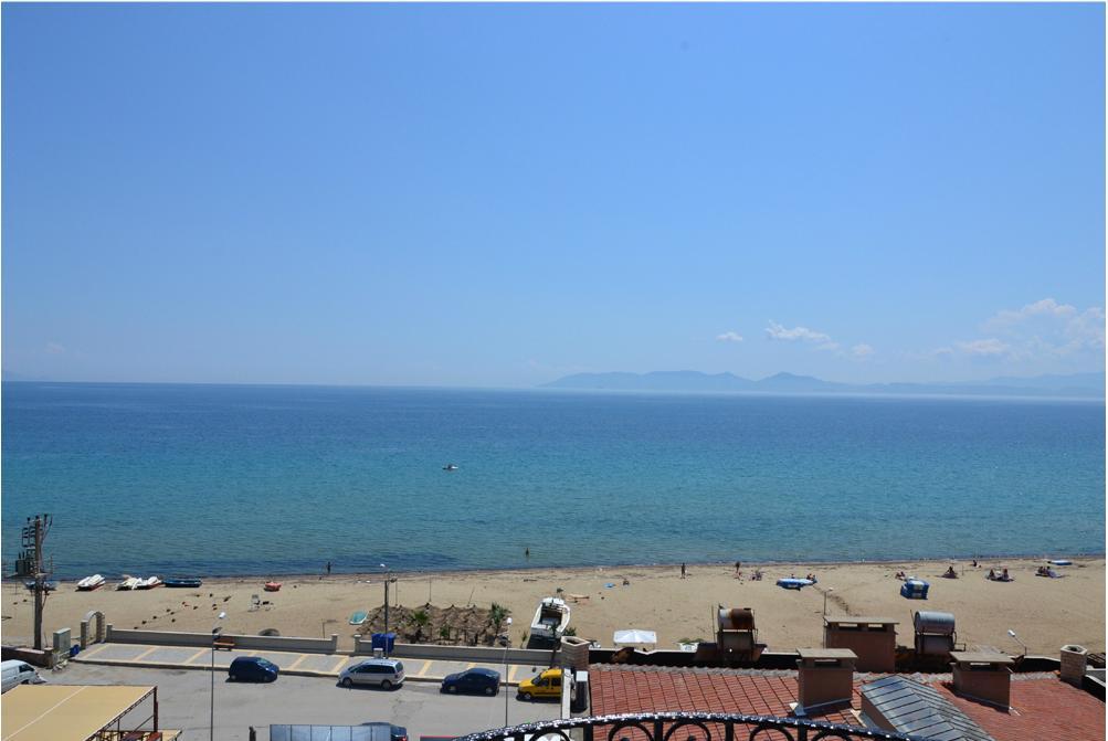 Letovanje Turska autobusom, Sarimsakli, Hotel Grand Milano,pogled na plažu
