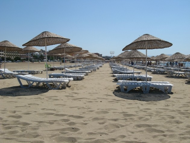 Letovanje Turska autobusom, Sarimsakli, Hotel Grand Milano,plaža