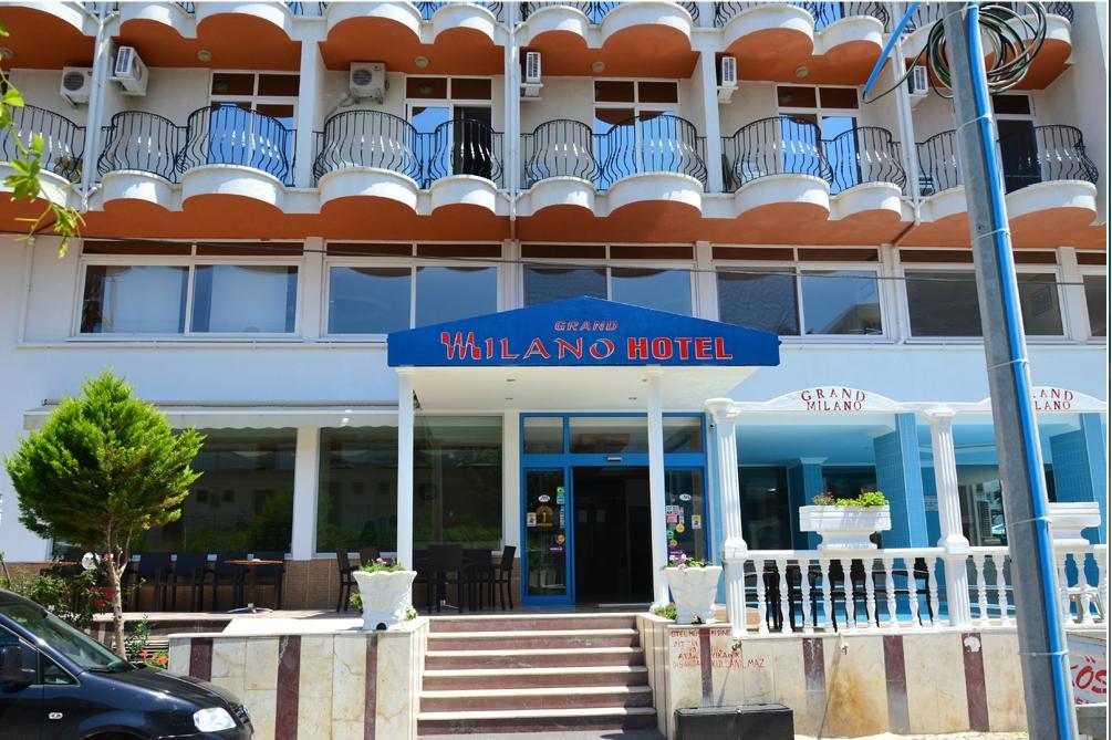 Letovanje Turska autobusom, Sarimsakli, Hotel Grand Milano,ukaz u hotel